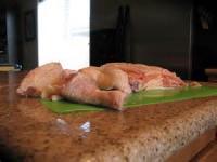 Poultry - Chicken -  Spring Chicken Chausseur