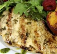 Poultry - Raspberry Basil Chicken