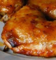 Poultry - Chicken Appetizer -  Caramelized Baked Chicken