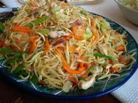 Poultry - Chicken -  Philipino Pancit