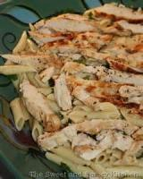 Poultry - Chicken -  Lemony Chicken Pasta