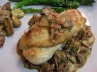 Poultry - Chicken -  Quick Chicken Chasseur