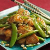 Poultry - Chicken -  Quick Chicken Stir-fry