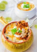 Poultry - Chicken Casserole -  Hot Chicken Casserole