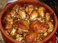 Poultry - Chicken -  Spanish Chicken