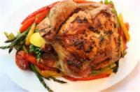 Poultry - Lemon Herbed Chicken