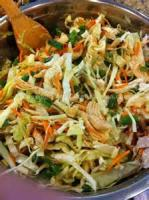 Poultry - Oriental Chicken Salad