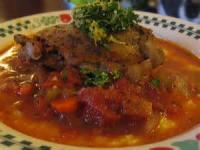 Poultry - Chicken Stew With Gremolata