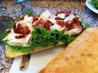 Poultry - Caesar Chicken Sandwich