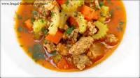 Poultry - Chicken Soup -  German Cabbage Soup