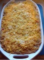 Poultry - Chicken Casserole -  Ranch Chicken Casserole