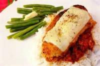 Poultry - Chicken Crockpot -  Crockpot Chicken Parmigiana
