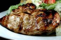 Poultry - Chicken Grilled -  Bbq Chicken Breasts