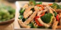 Poultry - Chicken Salad -  Chicken Pasta Caesar Salad