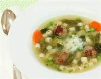 Poultry - Chicken Soup -  Country Chicken Minestrone