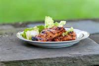 Poultry - Bbq Chicken With Sesame Chili Sauce