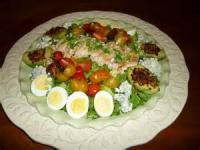 Poultry - Chicken Salad Mexican Cobb