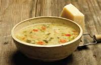 Poultry - Chicken Soup -   Tuscan Chicken And White Bean Soup
