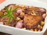 Poultry - Chicken Coq Au Vin
