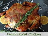 Poultry - Chicken Lemon
