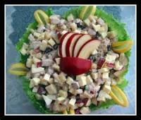 Poultry - Chicken Salad -  Hawaiian Tossed Salad