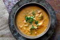 Poultry - Chicken Stew -  Chicken Ground Nut Stew