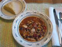 Poultry - Chicken Soup -  Southwest Chicken With Chili And Corn