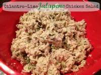 Poultry - Cilantro Jalapeno Chicken