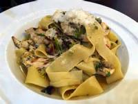 Poultry - Smoked Duck, Corn And Mushroom Pasta