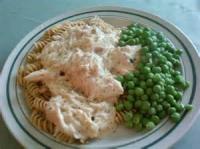 Poultry - Chicken Crockpot -  Creamy Italian Chicken