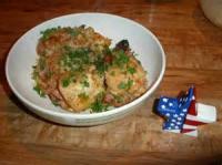 Poultry - Chicken Crockpot -  Crockpot Stuffed Chicken Rolls