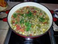 Poultry - Chicken Soup -  Fiesta Chowder