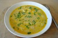 Poultry - Chicken Soup -  Mulligatawny Soup