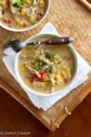 Poultry - Turkey Soup -  Turkey Corn Chowder