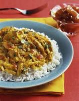Poultry - Turkey -  Simple Turkey Curry