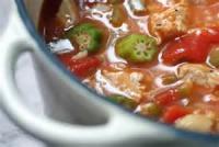 Poultry - Turkey Soup -  Turkey Gumbo