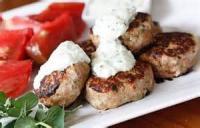 Poultry - Meatballs (keftedes)