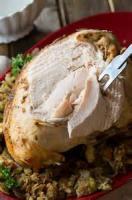 Poultry - Turkey Crockpot -  Savory Orange Turkey Breast