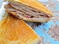 Poultry - Turkey Sandwich -  Elena Ruz Sandwich