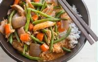 Poultry - Turkey -  Turkey Curry With Orange