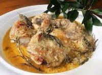 Poultry - Pheasant -  Pheasant In Sour Cream