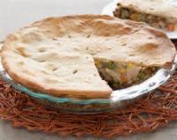 Poultry - Turkey And Stuffing Pie