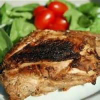 Poultry - Turkey Grilled -  Marinated Turkey Breast