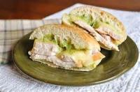 Poultry - Turkey Sandwich -  The Vermont Sandwich