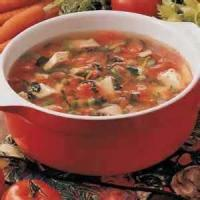 Poultry - Turkey Soup -  Harvest Soup