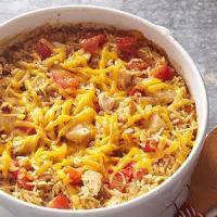 Poultry - Turkey -  Tex-mex Chili Pasta