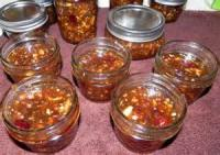 Preserving - Conserve -  Cranberry Cherry Comserve