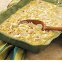 Poultry - Turkey  Casserole -  Hearty Turkey And Mushroom Casserole
