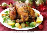 Poultry - Turkey -  The Christmas Turkey