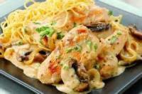 Poultry - Low-fat Stroganoff Casserole